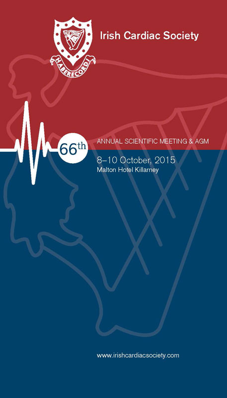 Irish Cardiac Society Annual Scientific Meeting and AGM 2015