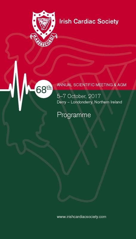 Irish Cardiac Society Annual Scientific Meeting and AGM 2017