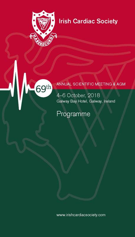 Irish Cardiac Society Annual Scientific Meeting and AGM 2018