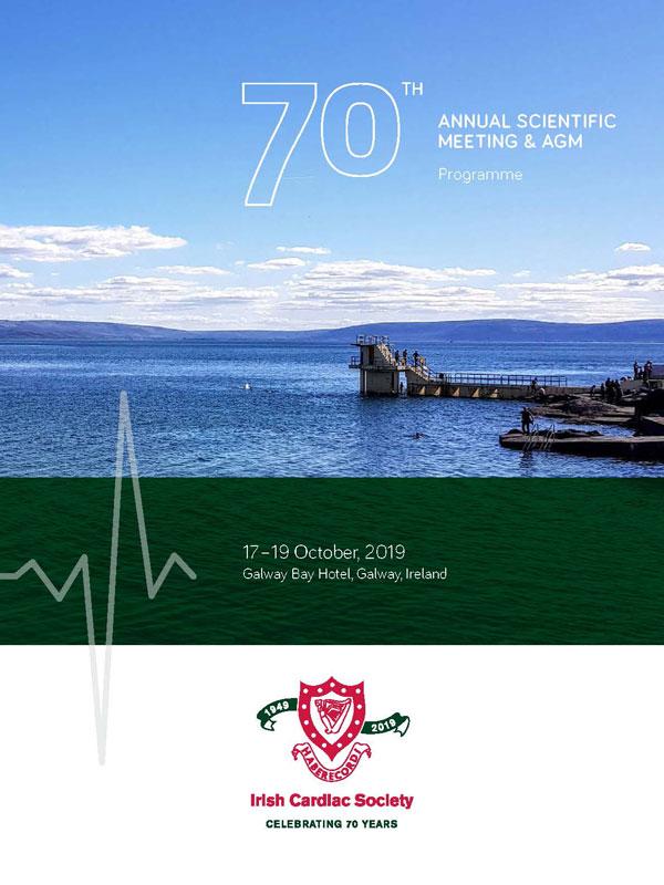 Irish Cardiac Society Annual Scientific Meeting and AGM 2019