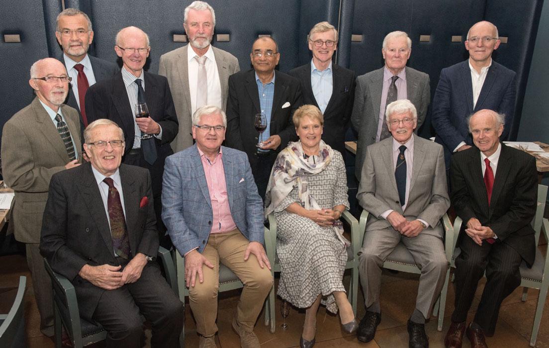 Irish Cardiac Society Past Presidents