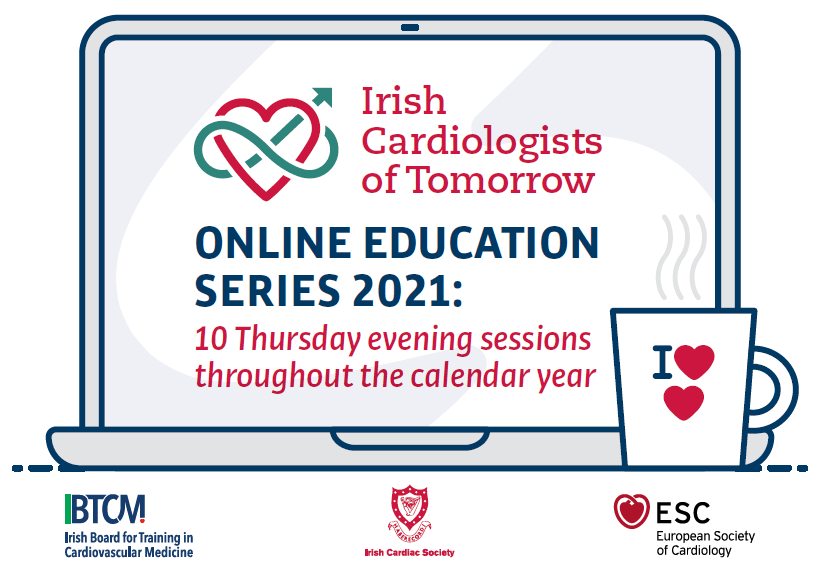 Irish Cardiac Society Spring Series 2021