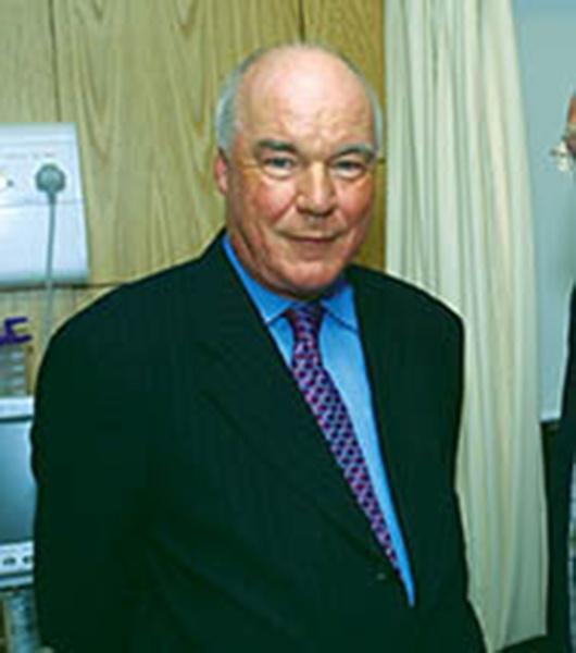 Dr. Brian Maurer