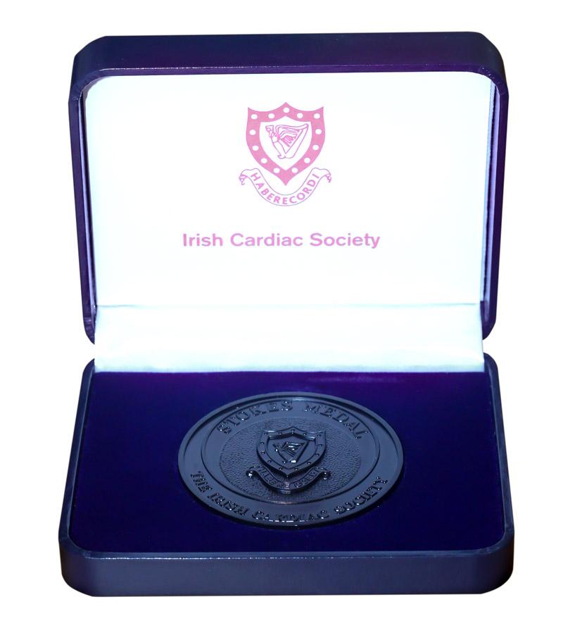 Stokes Medal - Irish Cardiac Society