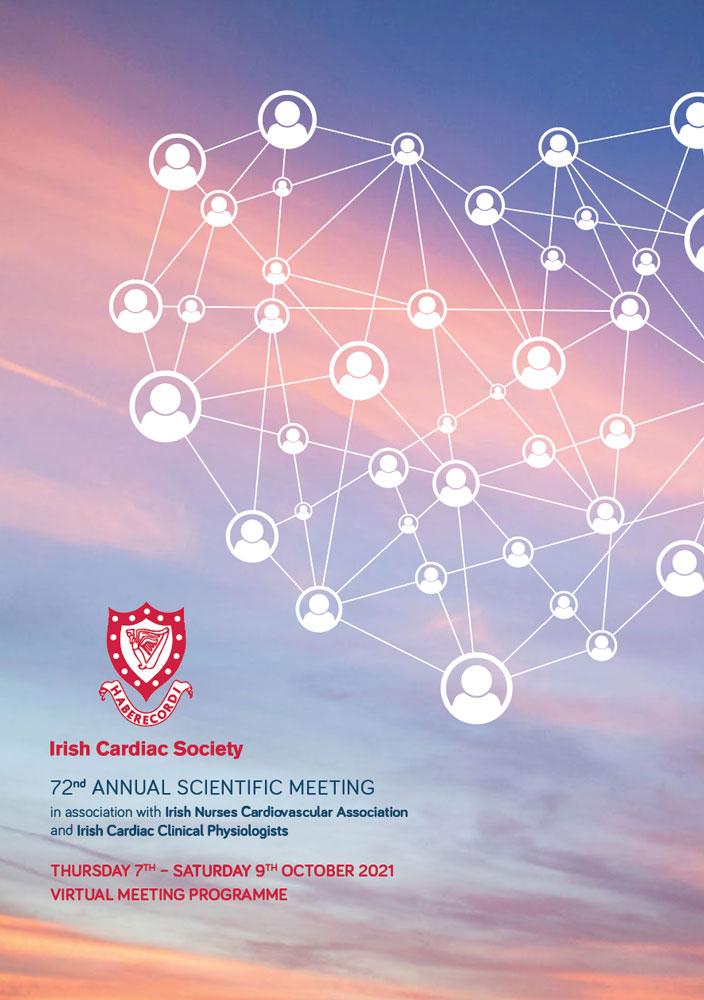 Irish Cardiac Society Annual Scientific Meeting and AGM 2020